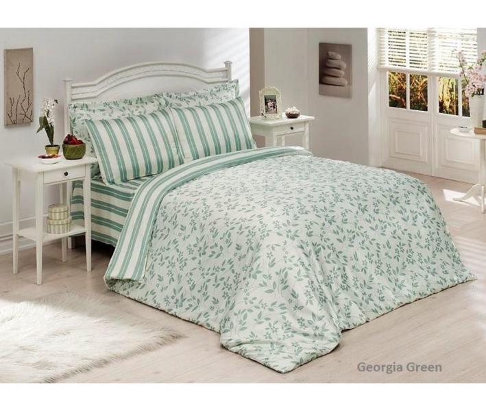 Комплект постельного белья le Vele Бамбук Тексстар Georgia green