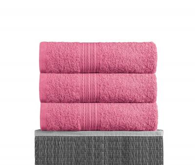 Полотенце махровое Байрамали Розовый