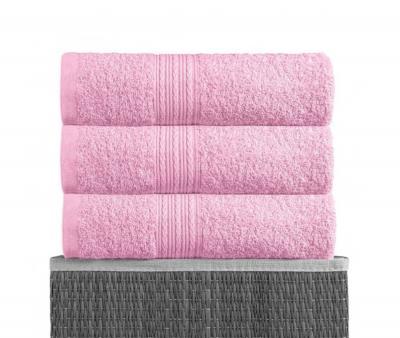 Полотенце махровое Байрамали Светло-розовый