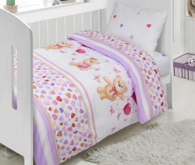 Комплект постельного белья Арт-постель поплин Малыш