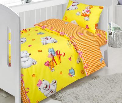 Комплект постельного белья Арт-постель 922 поплин День рождения