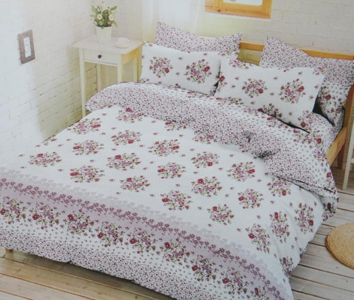Комплект постельного белья Happy Night Поле цветов