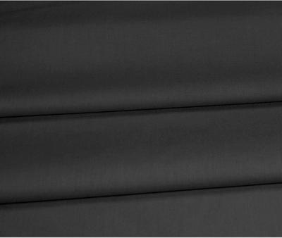 Бязь чёрная 140 гр 150 см ГОСТ Рулон