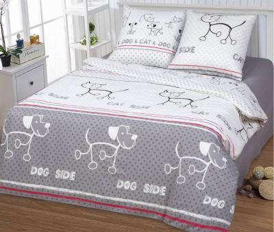 Комплект постельного белья Арт-постель 500 бязь Премиум Четыре лапы