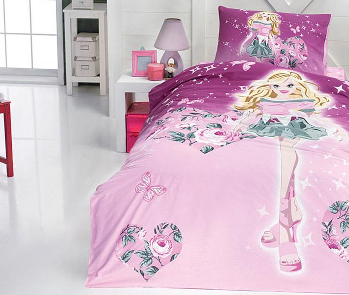 Комплект постельного белья Коттон Бокс ранфорс Cottongirl Murdum