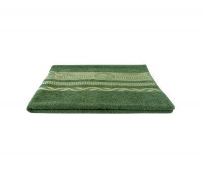 Полотенце Версаче 1051 Оливковый