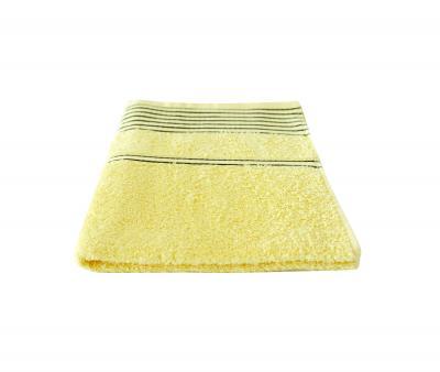 Полотенце полоски 1079 Желтый