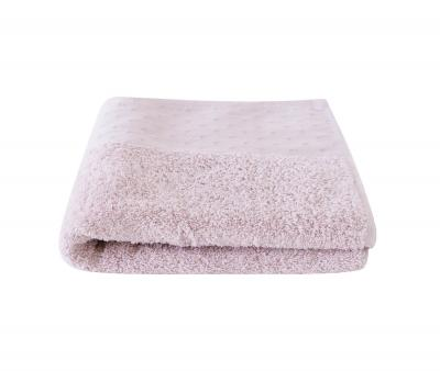 Полотенце Miss Cotton жаккард Пудровый