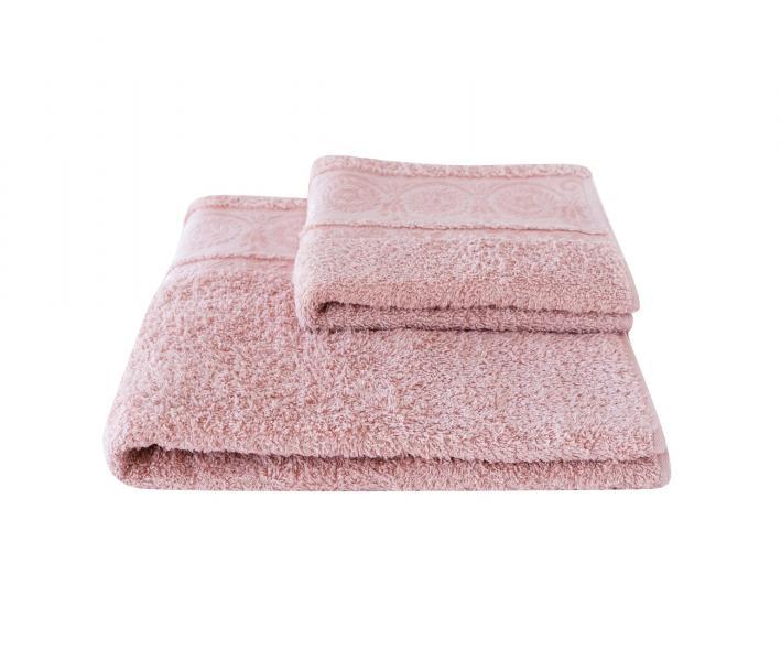 Полотенце Miss Cotton Lael Пепельно-розовый