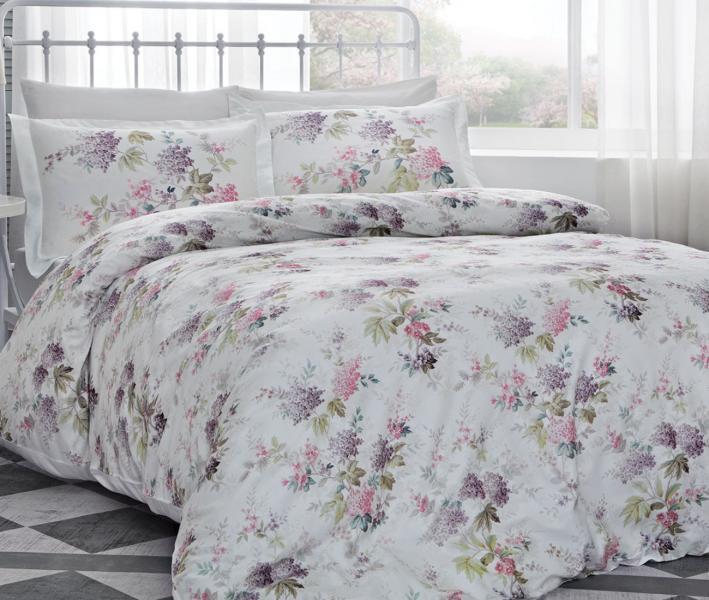 Комплект постельного белья Tivolyo Home Сатин Versailes