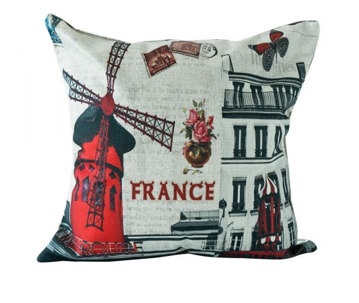 Наволочка декоративная гобелен France