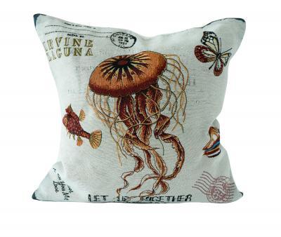 Наволочка декоративная гобелен принт Медуза