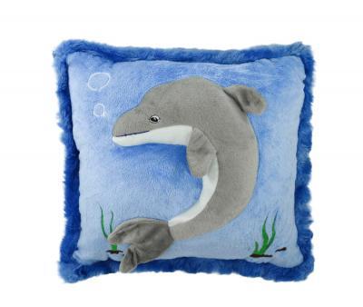 Подушка-игрушка Дельфин