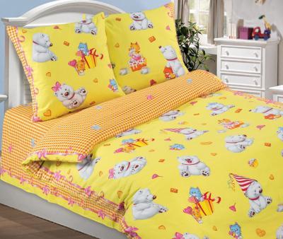 Комплект постельного белья Арт-постель 912 поплин День рождения