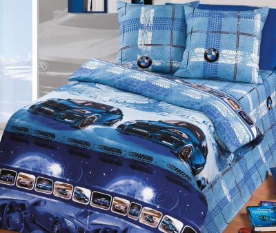 Комплект постельного белья Арт-постель бязь 102 Драйв