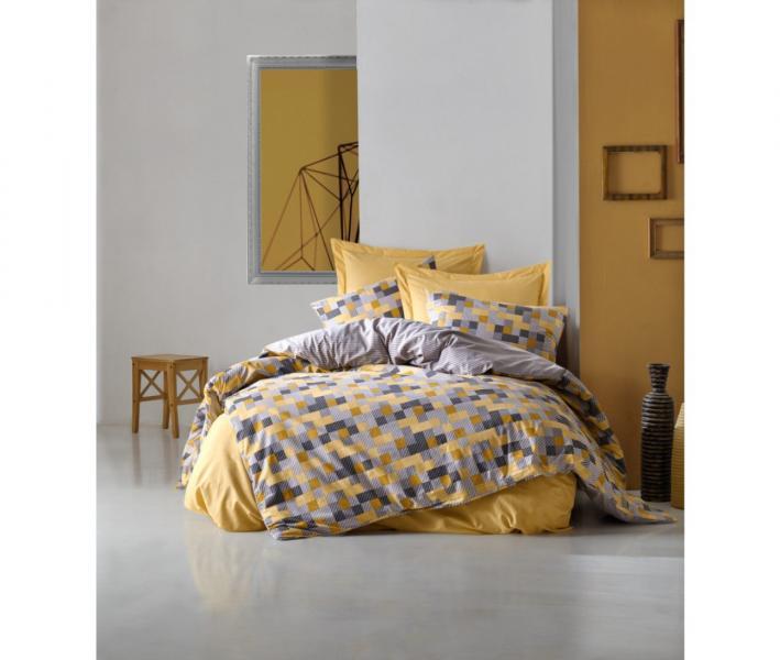 Комплект постельного белья Коттон Бокс ранфорс Elon Sari