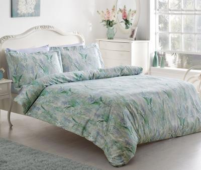 Комплект постельного белья Tivolyo Home Сатин принт Fleur