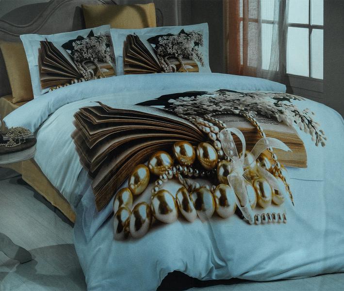 Комплект постельного белья Gelin Home Жемчуг