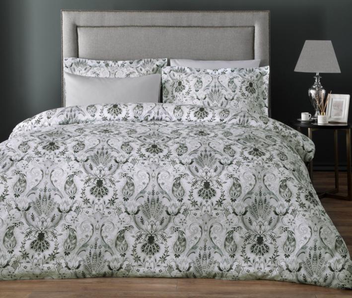 Комплект постельного белья Tivolyo Home Сатин принт Godiva