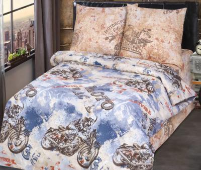 Комплект постельного белья Арт-постель 500 бязь Премиум Гонщик