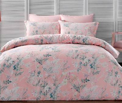 Комплект постельного белья Tivolyo Home Сатин принт Hena