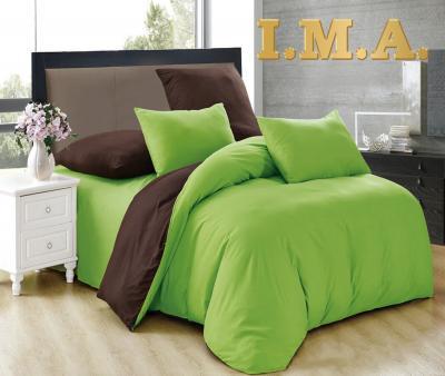 Комплект постельного белья IMA однотонный H-001