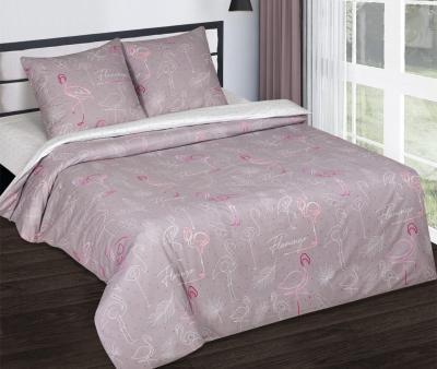 Комплект постельного белья Арт-постель 904/914/920 поплин Фламинго