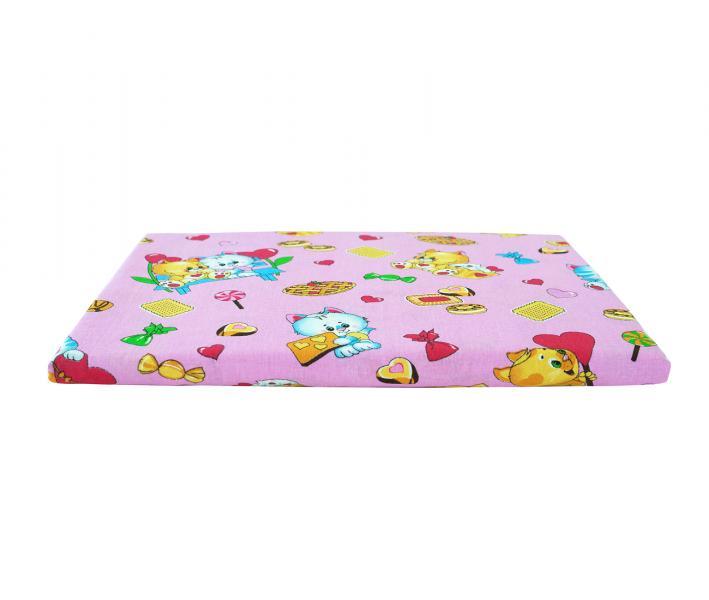 Комплект постельного белья Детский Котята