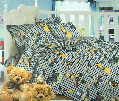 Комплект постельного белья Home Textille Мишки