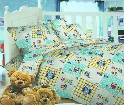 Комплект постельного белья Home Textille Совушки