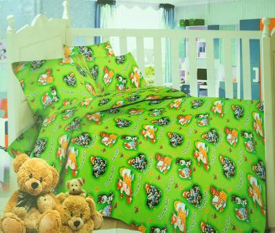 Комплект постельного белья Home Textille Зверята