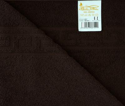 Полотенце Гладкокрашеное Тёмно-коричневый