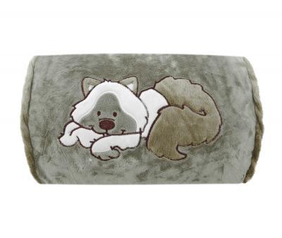 Подушка-игрушка бочонок Котик