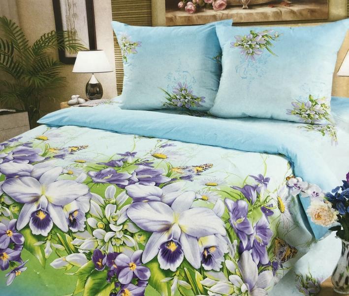 Комплект постельного белья Home Textile Пелагея