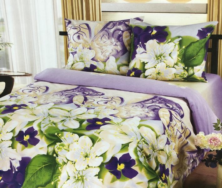 Комплект постельного белья Home Textile Миледи