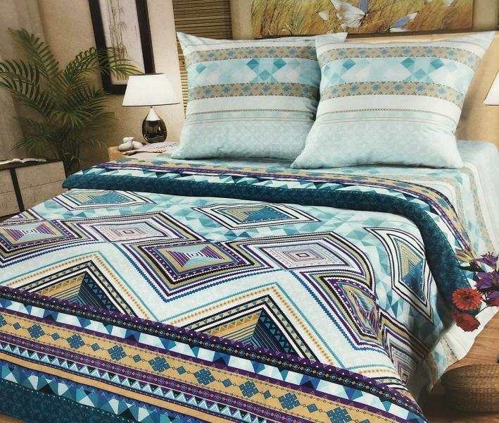 Комплект постельного белья Home Textile Малахит