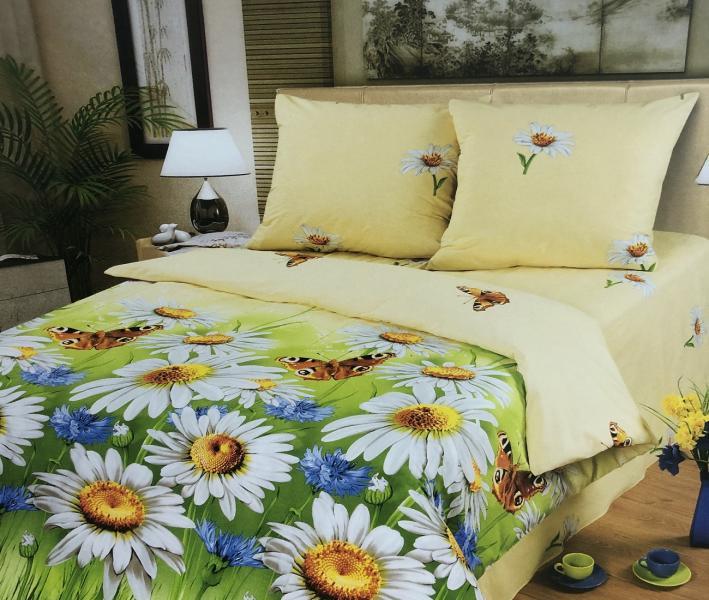 Комплект постельного белья Home Textile Лето