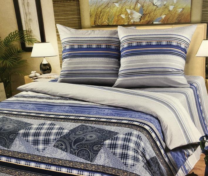 Комплект постельного белья Home Textile Пэчворк