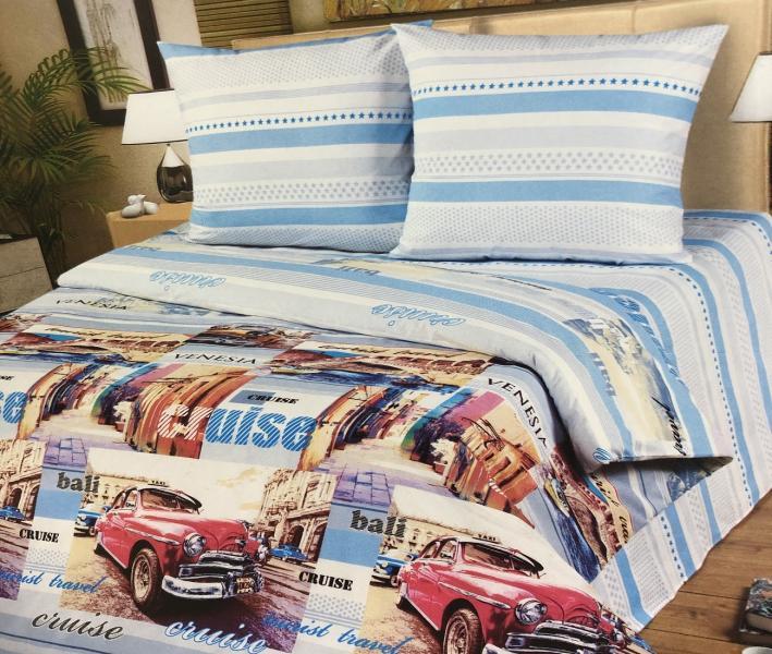 Комплект постельного белья Home Textile Круиз