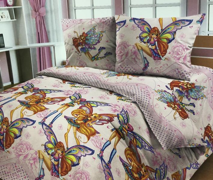 Комплект постельного белья Home Textile Кокетки