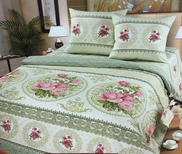 Комплект постельного белья Home Textile Николь
