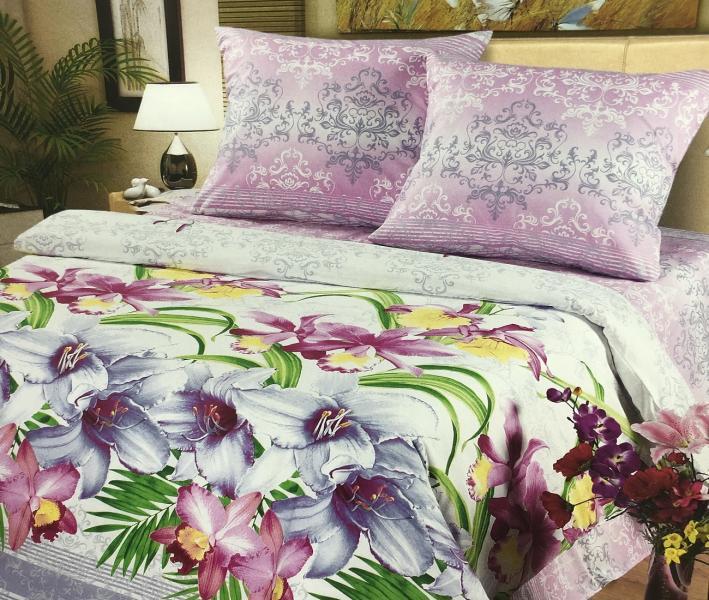 Комплект постельного белья Home Textile Ева