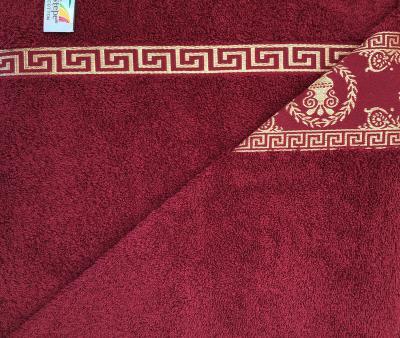 Полотенце махровое Cestepe MEDUSA Красный