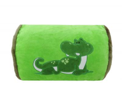 Подушка-игрушка бочонок Крокодил
