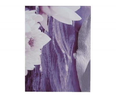Простынь Поплин 1,5 спальная Лебеди