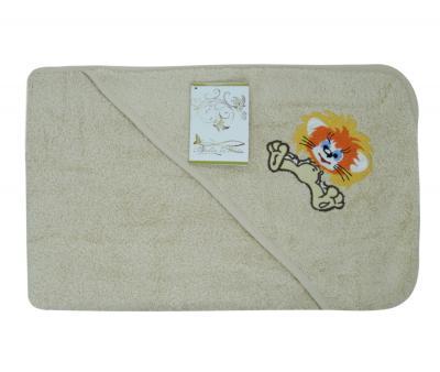 Полотенце уголок детский Львенок