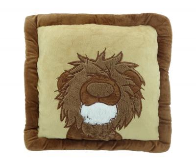 Подушка-игрушка Лев Лео