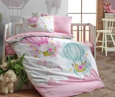 Комплект постельного белья детский Коттон Бокс в кроватку Little Princess
