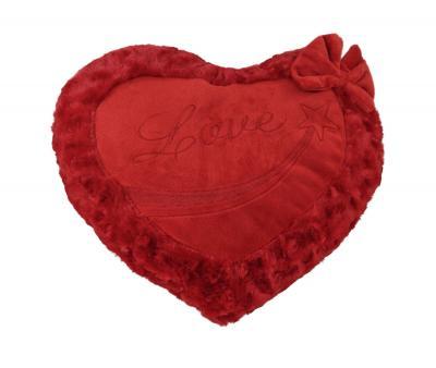 Подушка-игрушка Красное Сердце
