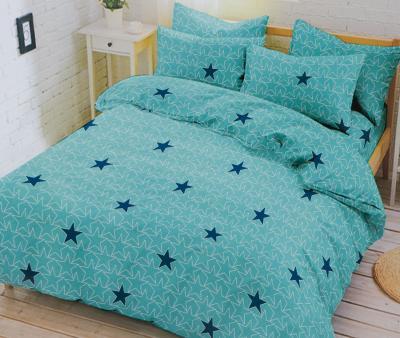 Комплект постельного белья Happy Night  Бирюзовая звезда
